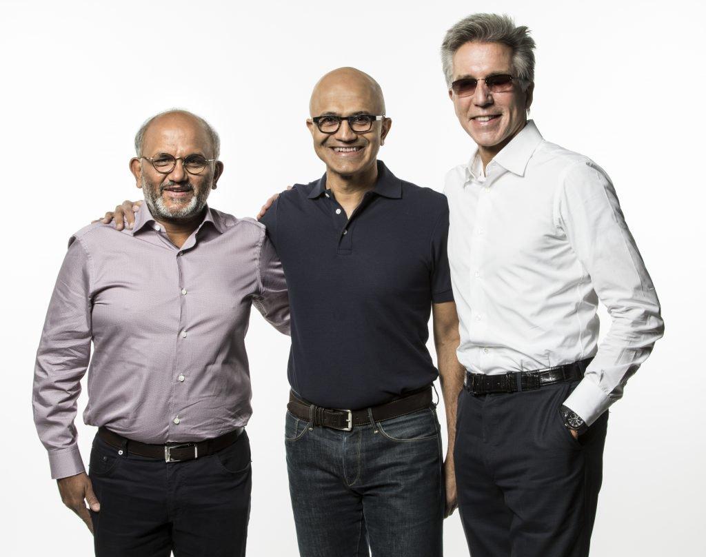 Sojusz Microsoftu, Adobe i SAP