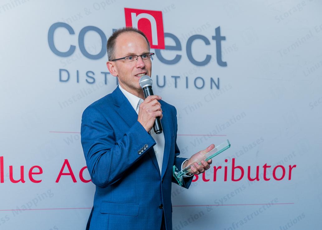 Spotkanie partnerów i 20-lecie Connect Distribution