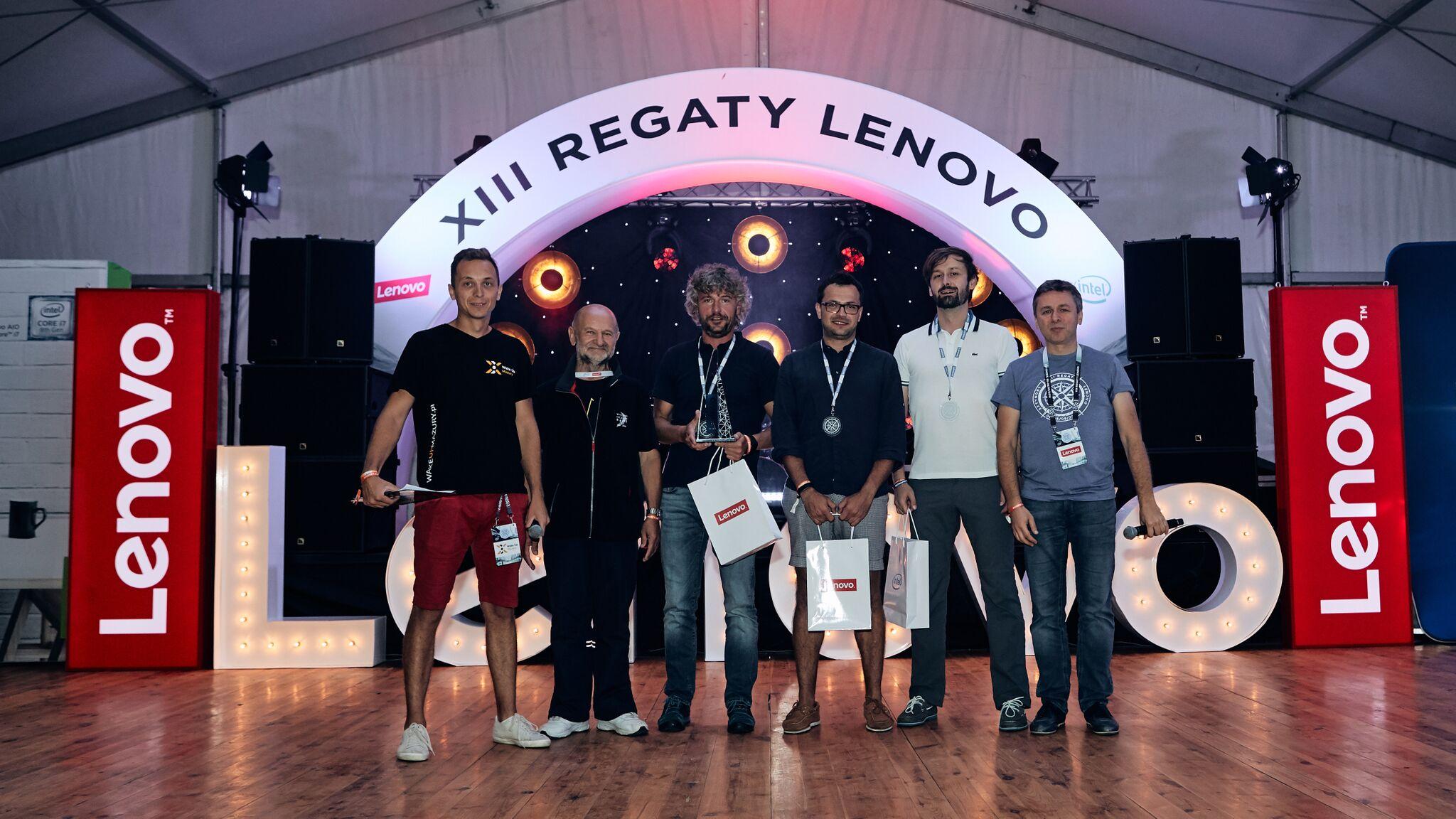 XIII Regaty Lenovo