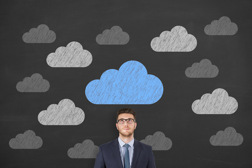 Polskie firmy nie lubią chmury