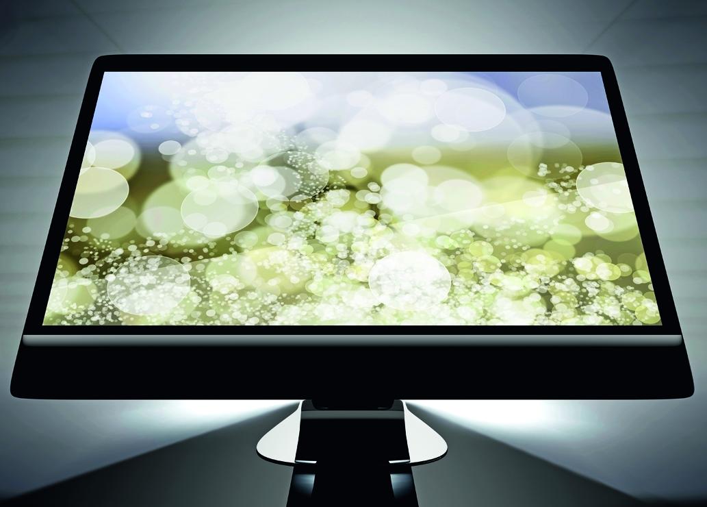 Desktop w firmie: poza schematem