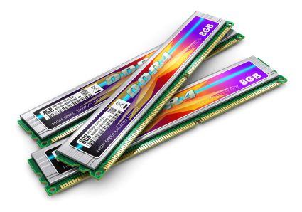 Spadki cen DRAM pogłębią się