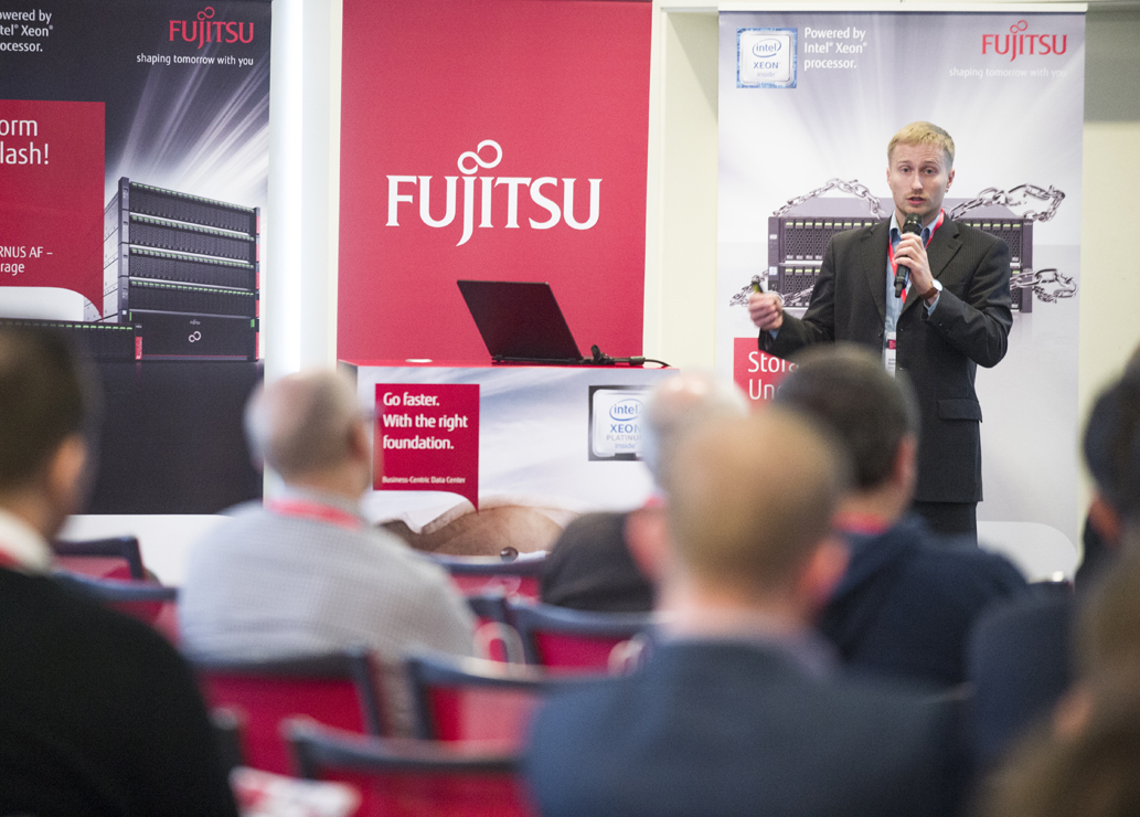 Fujitsu New Product Training 2018