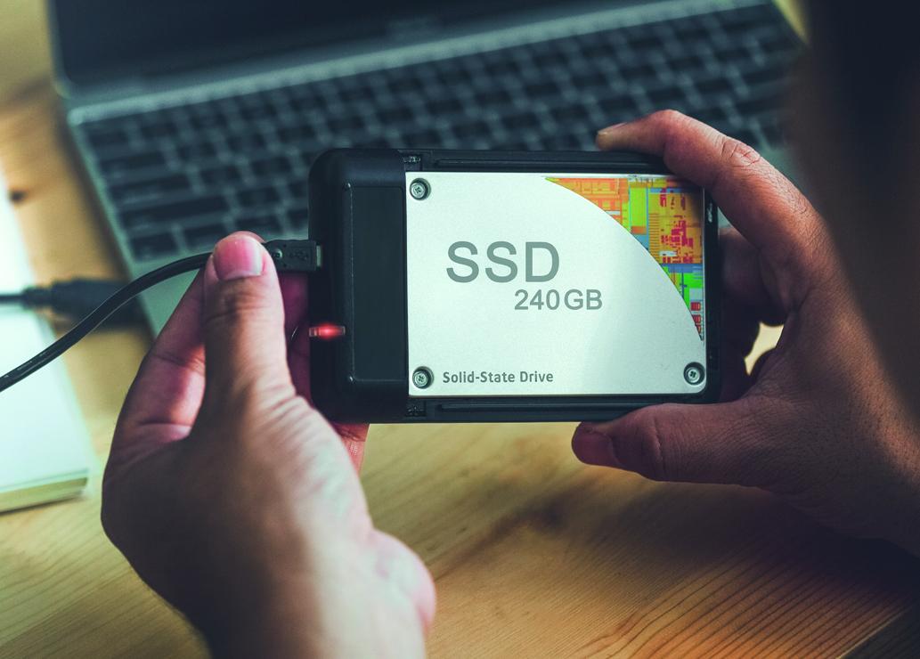 Rynek SSD: pierwszy milion
