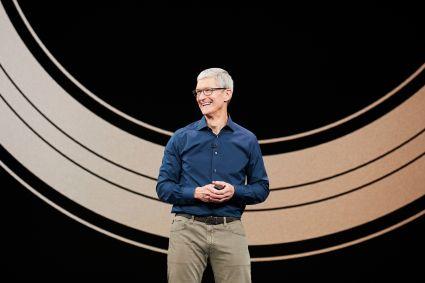 Apple: rekordowa sprzedaż w Polsce