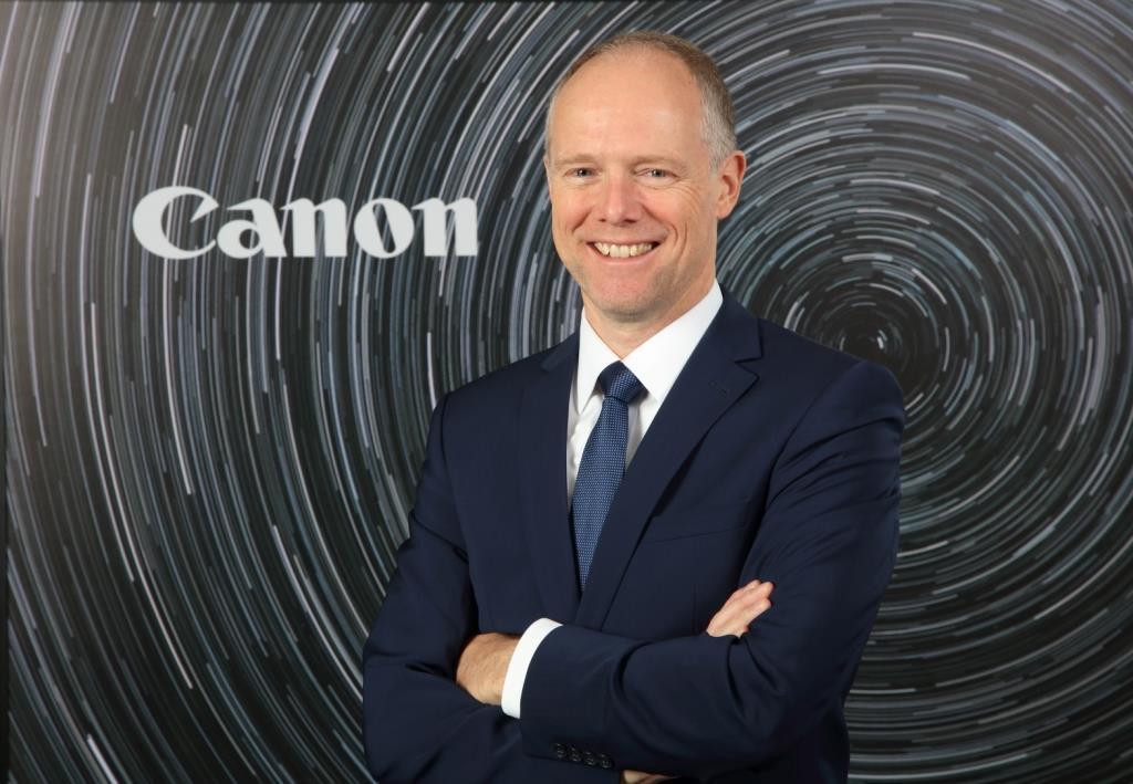 Canon Polska ma nowego szefa