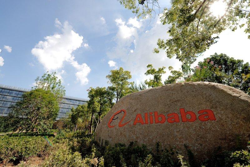 Alibaba ostro o amerykańskiej administracji