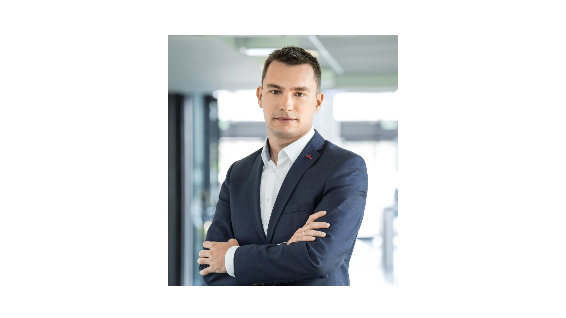 Nowy dyrektor w Accenture