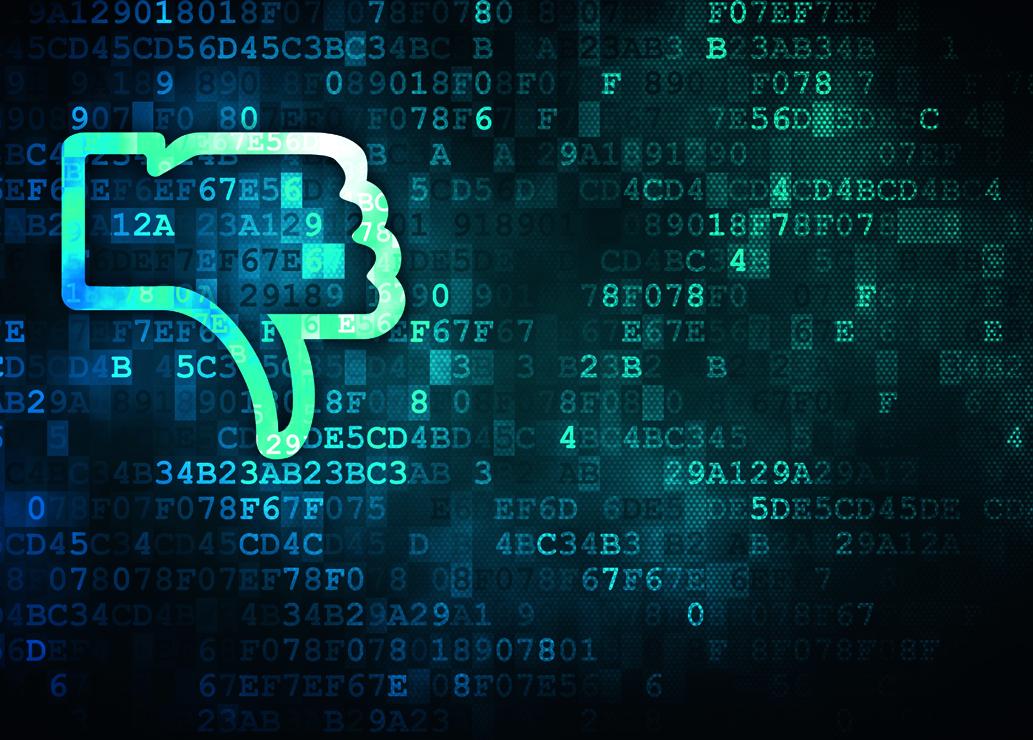 Facebooku, popraw faktury