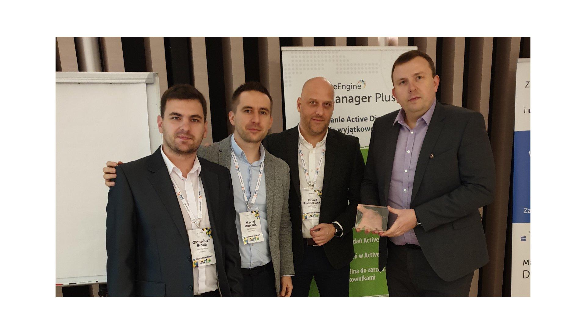 MWT Solutions nagrodziło partnerów