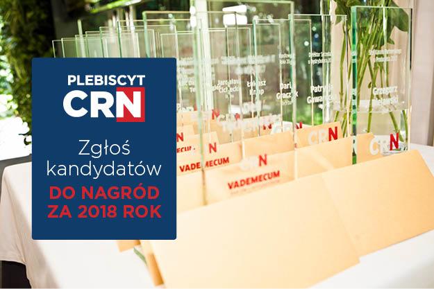 Nominacje do Plebiscytu CRN przyjmujemy do 14 marca