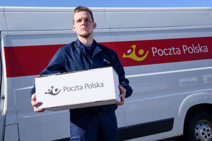 Poczta Polska wybrała Symmetry