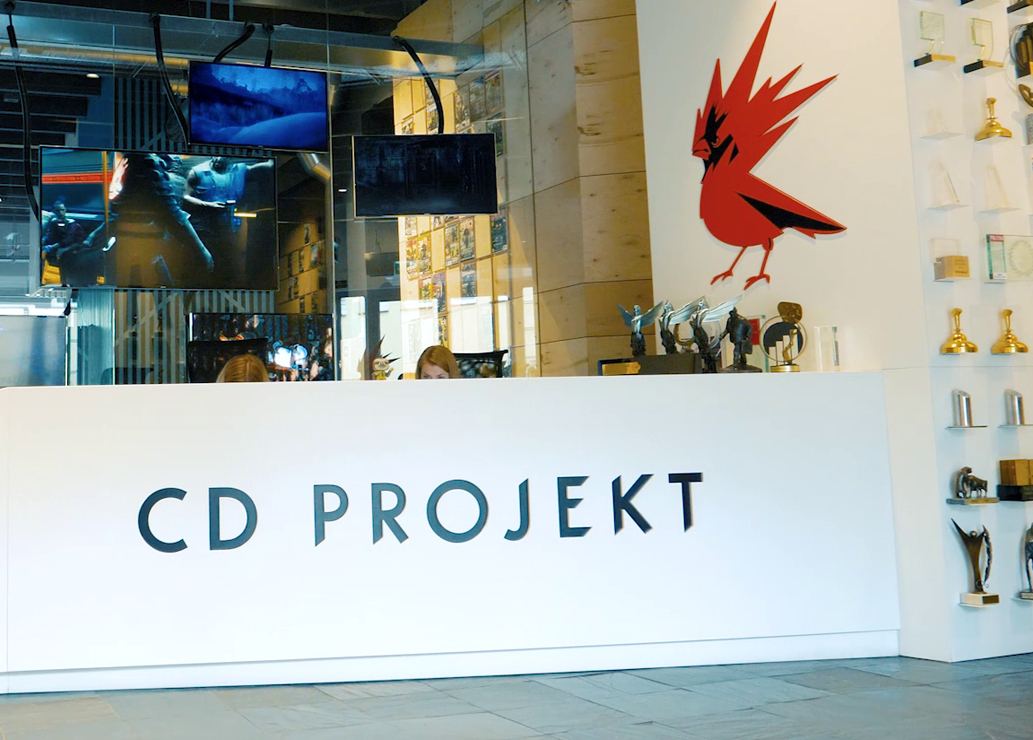 CD Projekt Red inwestuje w baramundi