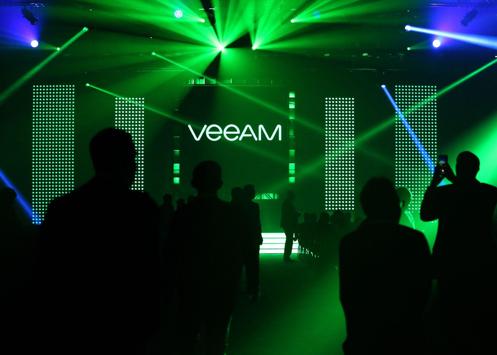 Veeam wybrał najlepszych partnerów
