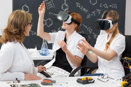 Wirtualna przyszłość edukacji