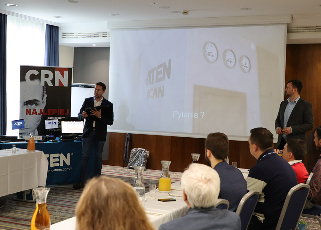 Aten Solution Day: IT razem z AV