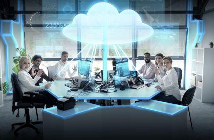 2/3 firm w Polsce skorzysta z chmury