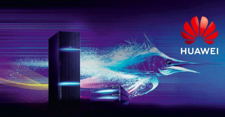Huawei OceanStor Dorado V3 – ekstremalna wydajność i niezawodność
