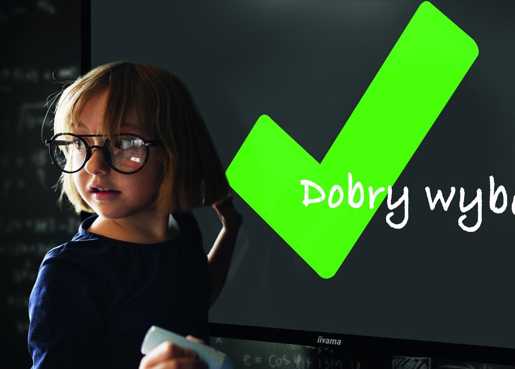 Interaktywne ekrany w służbie edukacji