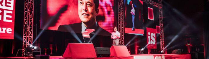 InfoShare: największa konferencja w regionie CEE