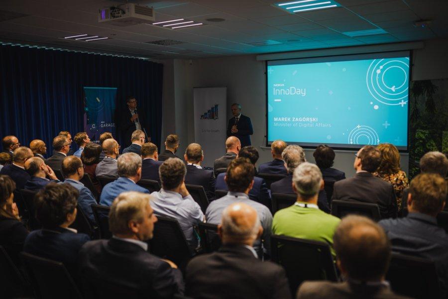 Nokia InnoDay 2019 – w stronę inteligentnych miast i przemysłu 4.0