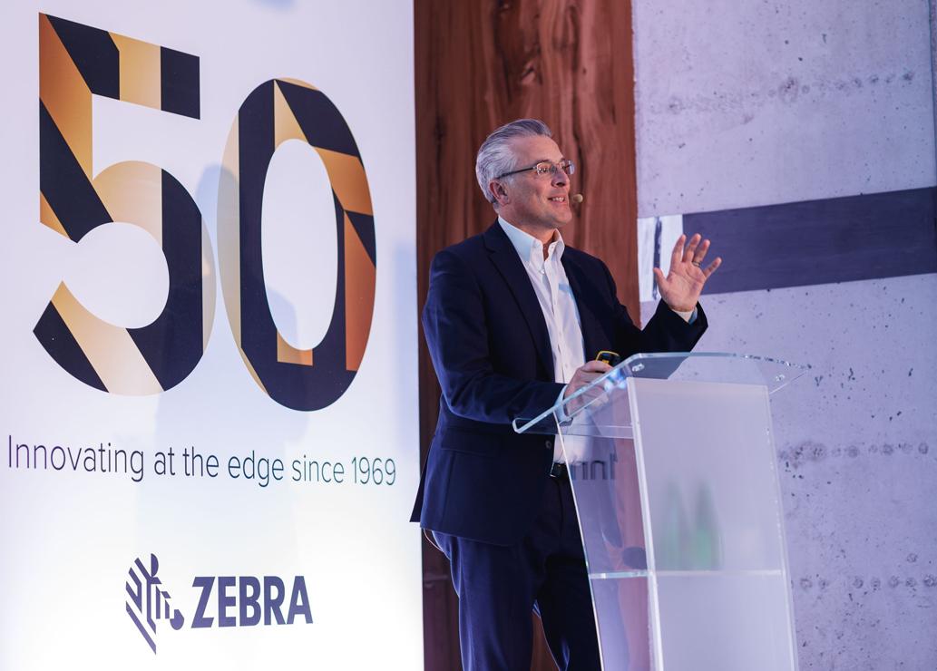 Zebra Technologies podnosi poprzeczkę