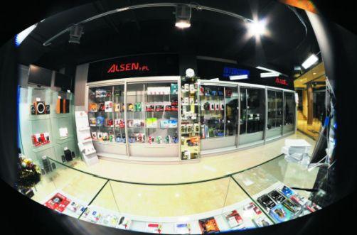 AB: prawie 400 sklepów Alsen