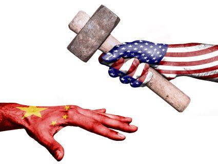 Kolejne chińskie firmy na czarnej liście?