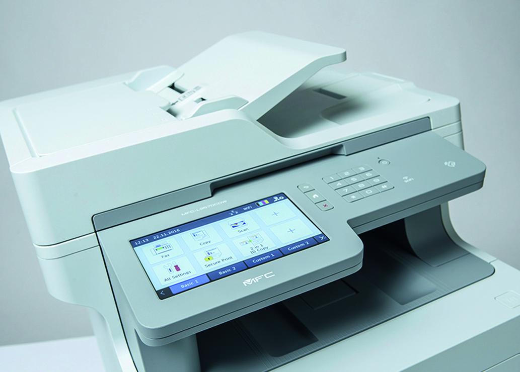 Bezpieczeństwo druku w firmie