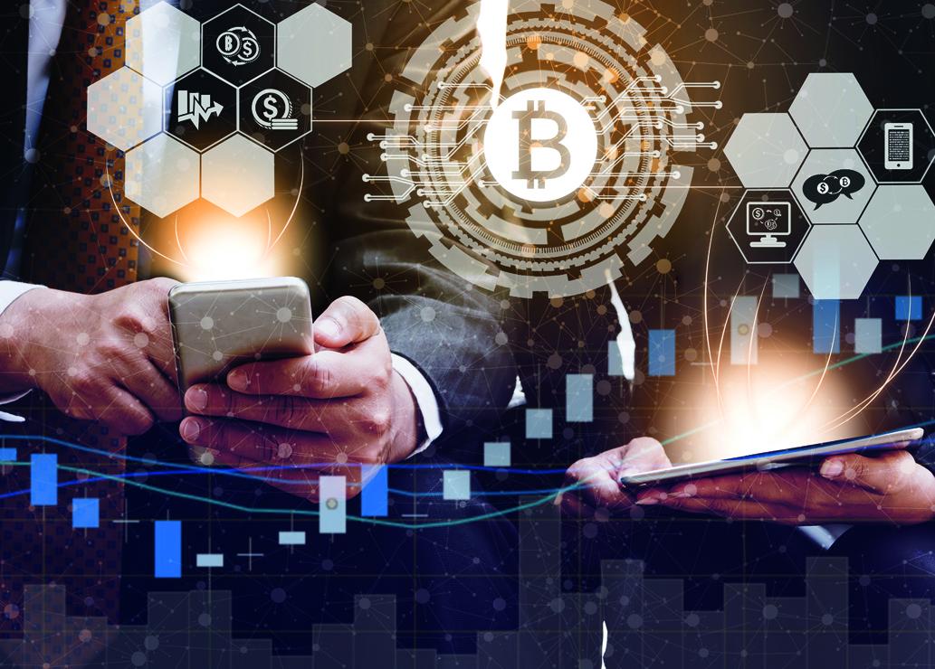 Blockchain rozliczy świat