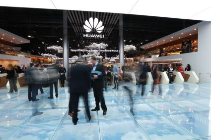 """Huawei rusza w """"bolesny długi marsz"""""""