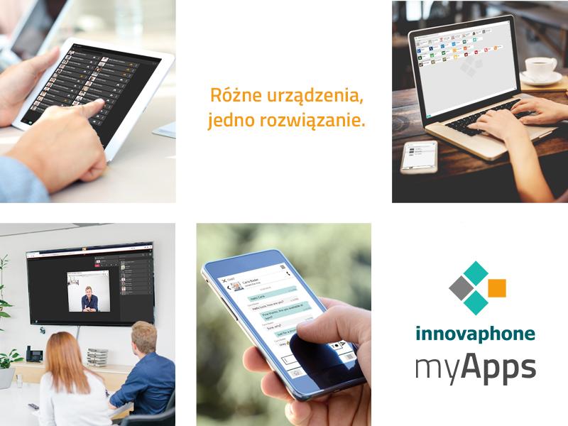 innovaphone: PBX w erze aplikacji