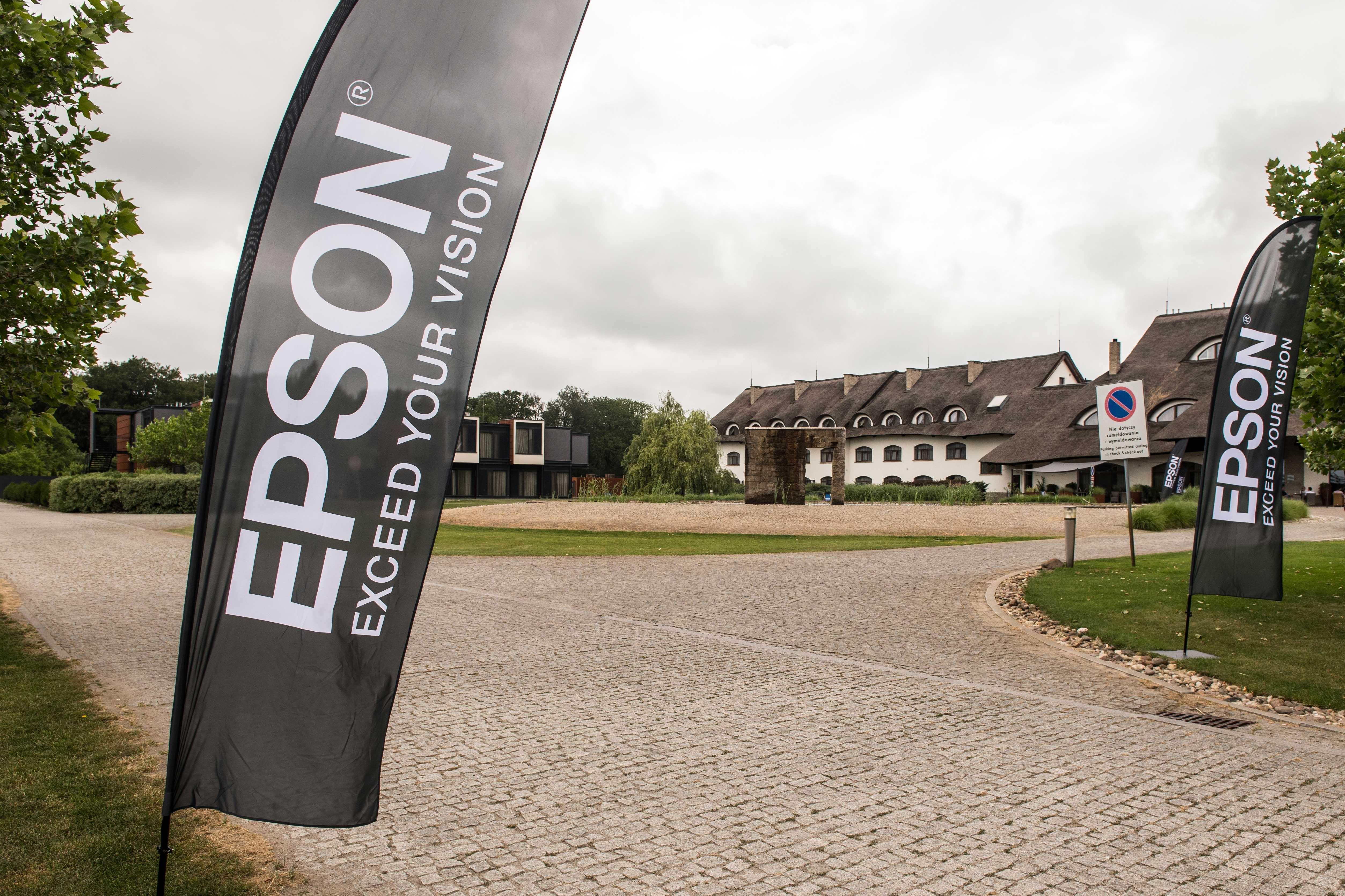 Epson: z partnerami w Opalenicy
