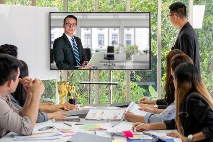 Boom na monitory do współpracy