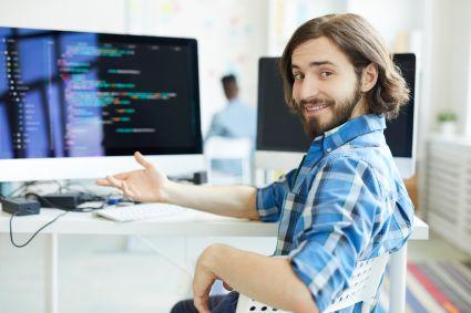 Zawrotne tempo awansu programistów
