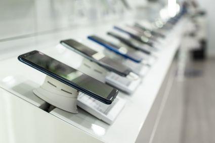Smartfony: popyt zaczyna rosnąć