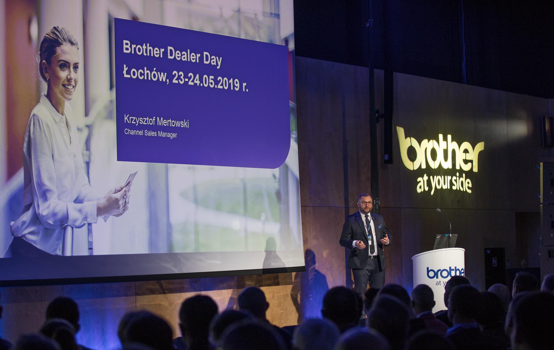 Brother: spotkanie partnerów – Łochów 2019