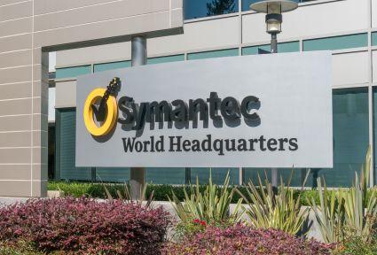 Symantec: sprzedaż i podział