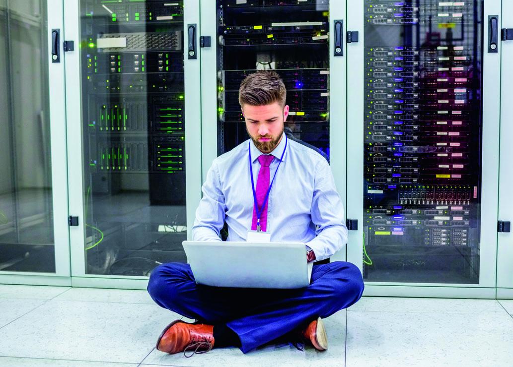 Oprogramowanie do monitorowania infrastruktury IT w centrum danych