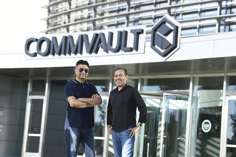 Commvault przejmuje obiecujący startup