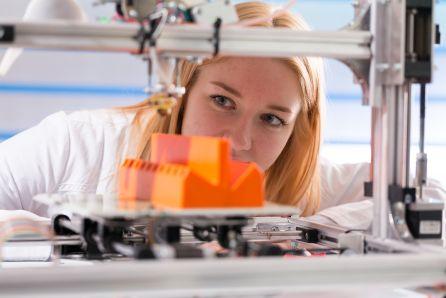 Drukarki 3D przyjmują się w biznesie