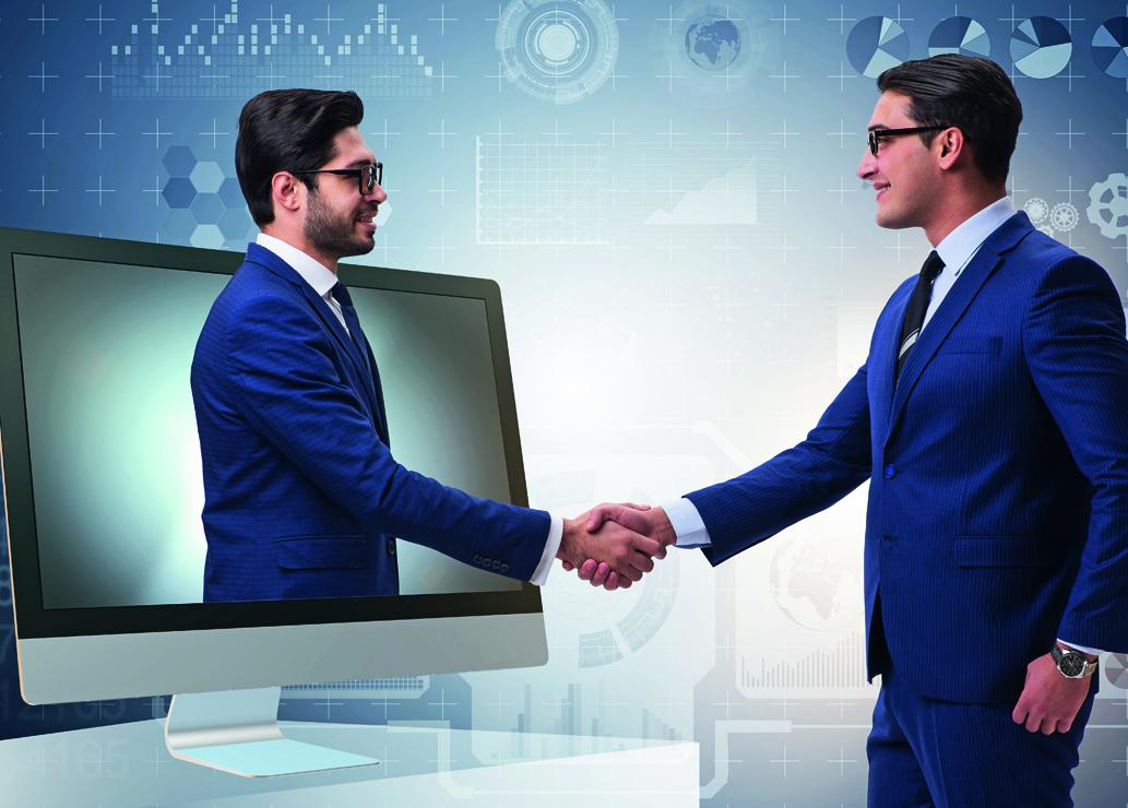 Komunikacja biznesowa: łączenie dwóch światów