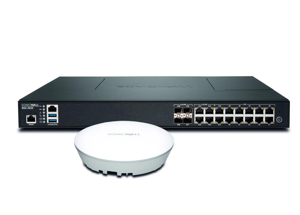 Kompleksowa i łatwa w obsłudze ochrona sieci