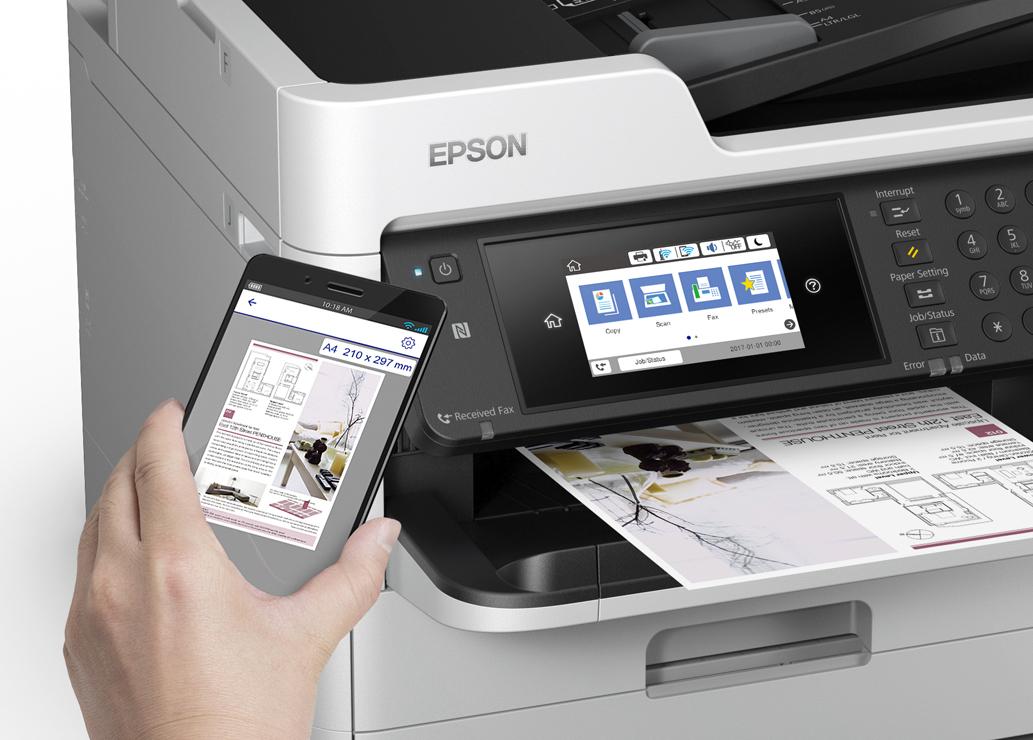Epson: drukarki nie tylko dla korporacji