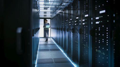 Ministerstwo finansów kupuje serwery