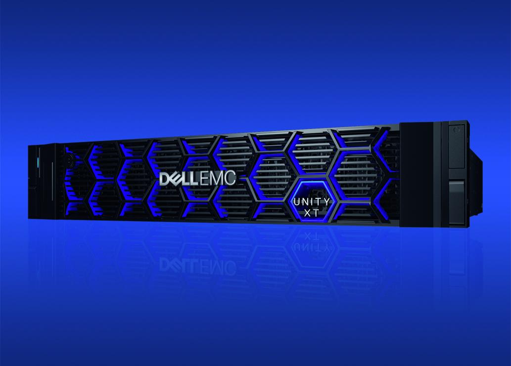 Dell Technologies Unity XT – bezkompromisowa pamięć masowa klasy midrange