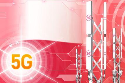 Ruszy pierwsza w Polsce komercyjna sieć 5G