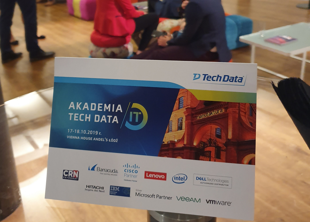 Akademia IT Tech Data – edycja jesień 2019