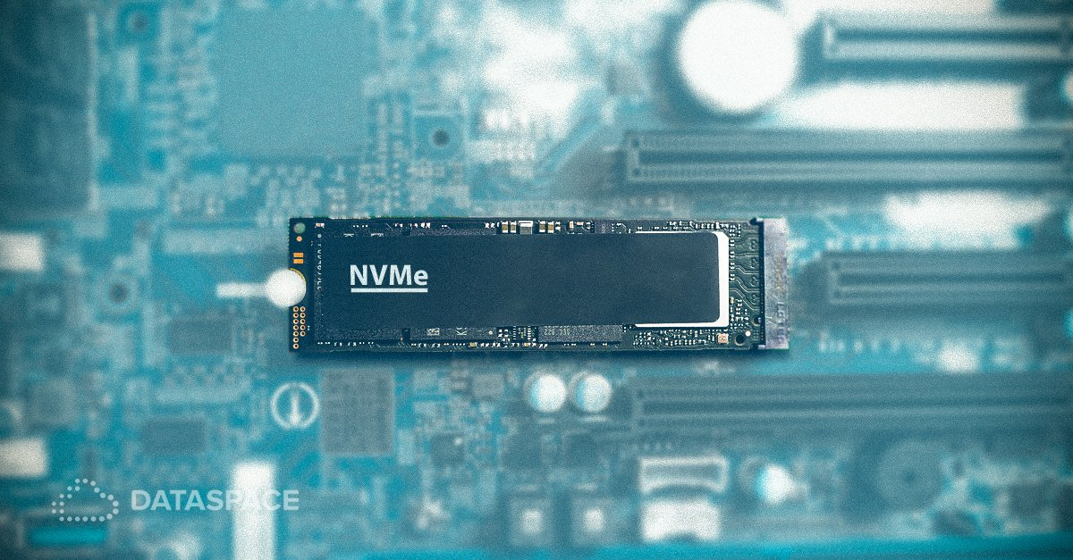 Dysk NVMe: nowy standard przechowywania danych