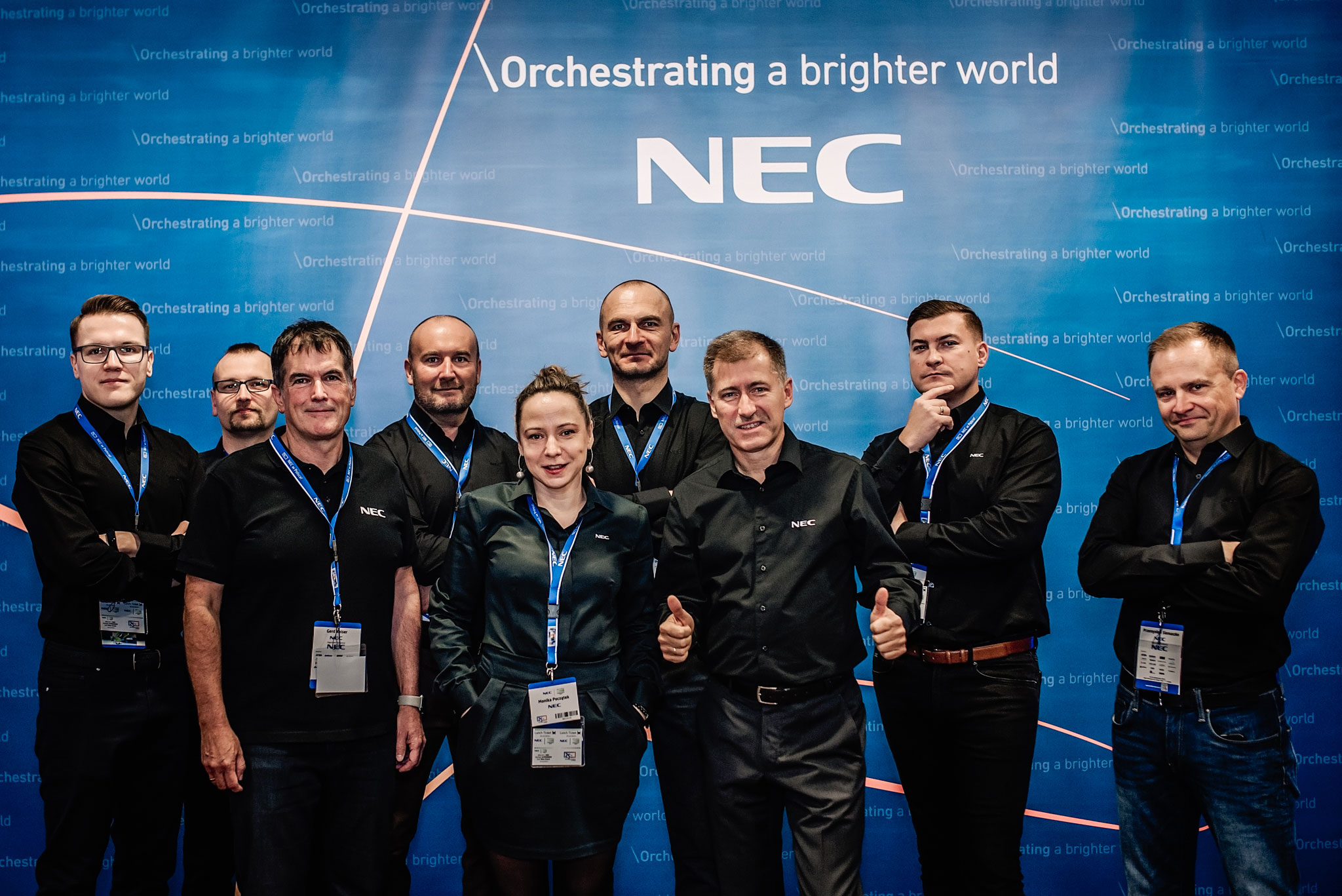 NEC Competence Days 2019